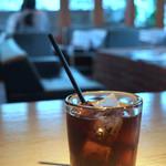 マーサーブランチ - アイスコーヒー