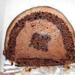 プレ・ドゥ・ラ・リヴィエール - 料理写真:チョコケーキ