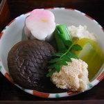 京料理 清水 - 煮物エリア