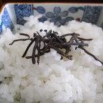 京料理 清水 - ごはんエリア