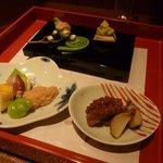 野菜割烹 あき吉 - 前菜