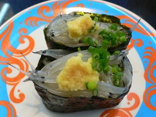 海鮮処 森田 大洗店 - 白魚(しらうお)