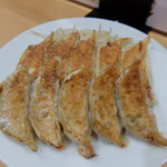 石松  - 焼焼餃子定食