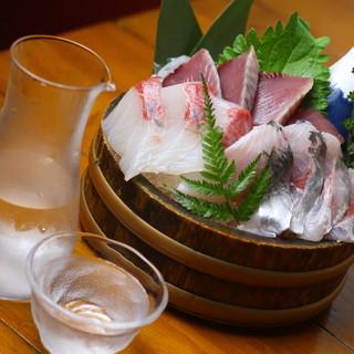 """日本の""""晴レ""""なご馳走☆国産の新鮮魚介・野菜にこだわった料理"""