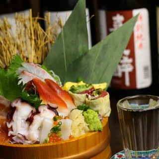 """◆""""魚料理""""なら【魚肴青天上】にお任せあれ!◆"""
