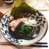 八の坊 - 料理写真:豚そば ブラック  ¥850