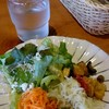アラビアータ マンマ - 料理写真:サラダ?前菜?