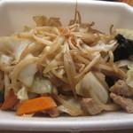 さかい亭 - 29.07.27 肉野菜炒め