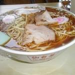 仙台屋食堂 - 大盛中華そば 700円