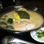 らーめん 幸司 - 料理写真:みそらーめん 690円