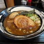 Sasahara - 料理写真:濃厚中華そば(小)120g
