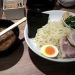 一風堂 - 太つけ麺 大盛 980円 2017/07/27