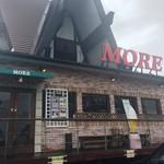 モア - お店の玄関
