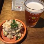 ワイン食堂イナセヤ MARE - クラフトビールにポテサラ