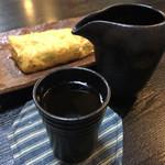 右京 - 厚焼玉子&日本酒