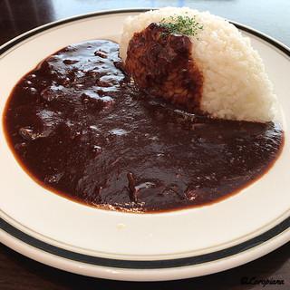 M&C Cafe 丸の内オアゾ - ハヤシライス