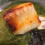 70647281 - 銀鱈の西京焼