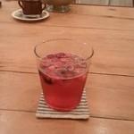 Bumbuku - 苔桃だソーダ。