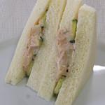 大平製パン - ツナサンド280円