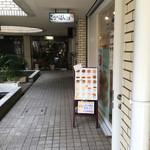 岡本こっぺ・Lun - 入り口