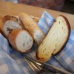 自家焙煎珈琲店Gosh - 本日のパンかご