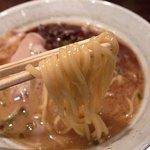 極濃麺家初代一本氣 - 本氣(マジ)ブラック 3
