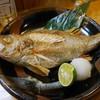 Momotei - 料理写真:のどぐろ焼3,480円。