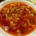 金町製麺 - 勝浦坦々麺