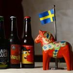 北欧料理リラ・ダーラナ - 北欧クラフトビール