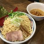 麺鮮醤油房 周月 - つけそば〜(๑・̑.◡・̑๑)w¥780円