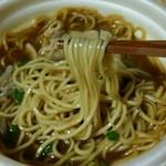 ローソン - 北海道産小麦を使用した中細ストレート麺