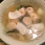 70654601 - 海鮮汁麺(2017,7)
