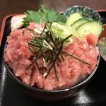 70656748 - まぐろすき丼
