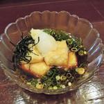 アジト - 揚げ出汁豆腐(別注)