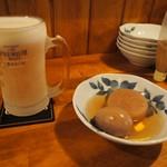 居酒屋コバラヘッタ - ビール&おでん