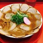 70659756 - チャーシュー麺(大)