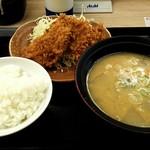 Katsuya - とん汁定食