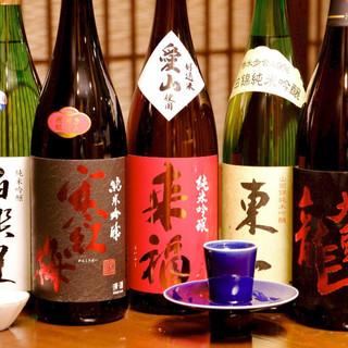 九州の銘酒をご用意しております!