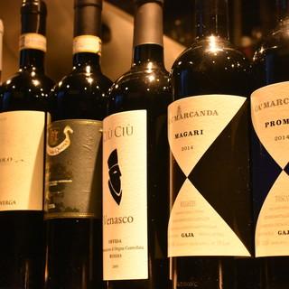いろいろなワイン♪