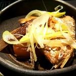 70668304 - 魚のあら煮   柔らかい甘さのあら煮