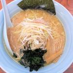 らーめん 一 - 料理写真:味噌ネギラーメン