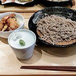 70669924 - ミニ天丼セット680円