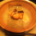 料理屋 こだま - 鯛の骨スープに焼き物
