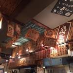 でかい焼鳥と大阪の串カツ ごっつ -
