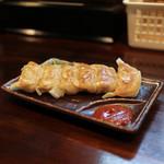麺座 かたぶつ - 一口餃子☆