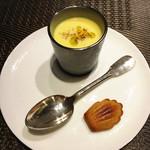 70670941 - とうもろこしの冷たいスープ