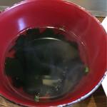 ホドリ - マツリ定食