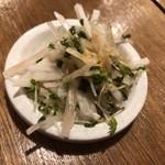 東京MEAT酒場 - お通し