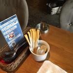 cafe&dining nurikabe - 全面喫煙可