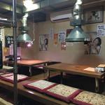 コサリ - 店内